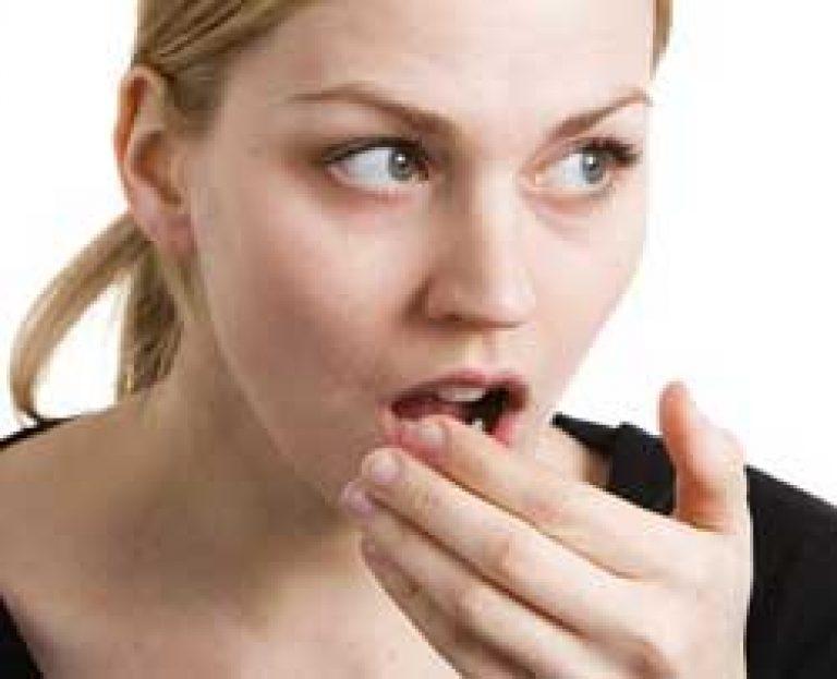 az aceton szájból való szagának oka a parazita giardiasis neve
