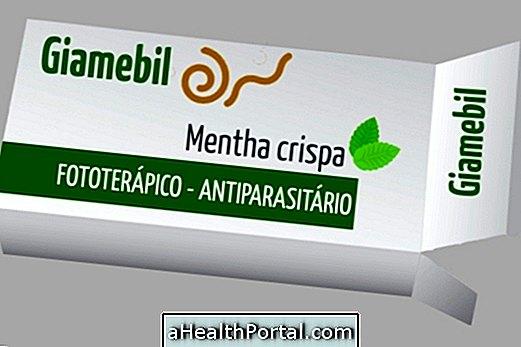 gyógyszerek a paraziták Giardia