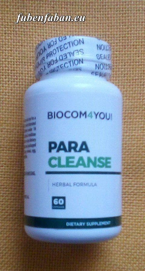 klinikailag gyógyult parazita