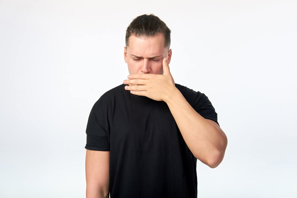 reggel szájszag kén okozza a rossz leheletet