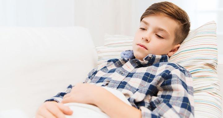 férgek kezelése a gyermekek sunnáján)