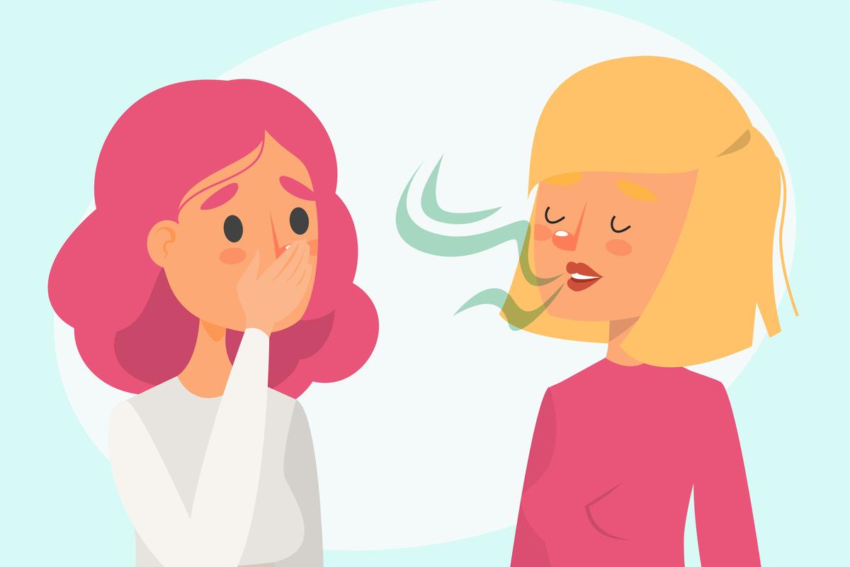 milyen szaga van a szájnak férgek kezelése 3 éves gyermeken