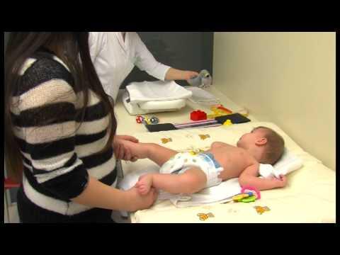 egy tojáslista kezelése egy gyermekben