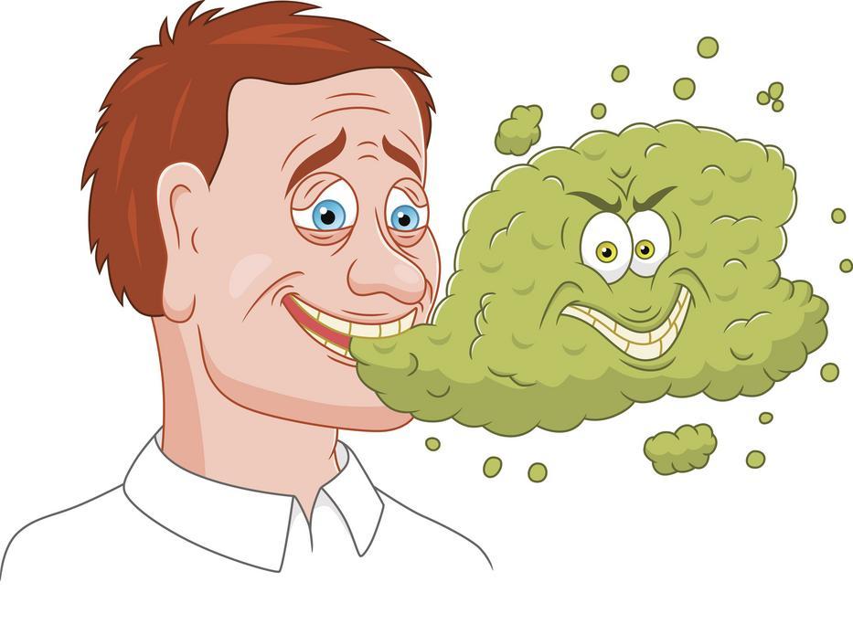 rossz lehelet, fejfájás széles szalag gyógyszer